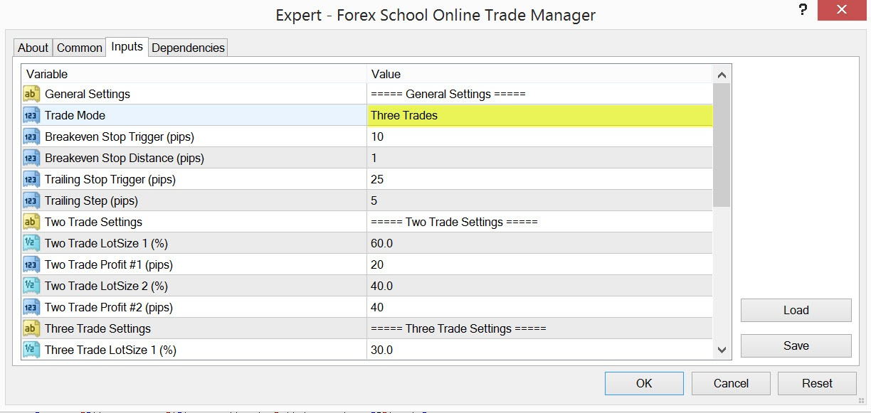 Free Mt4 Trade Manager Ea